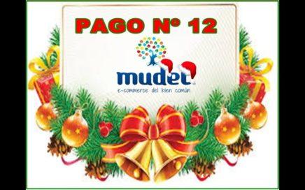 Nuevo pago en MUDET. Nuevo Beneficio agregado