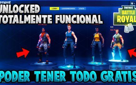 NUEVO TRUCO DE FORTNITE DE PODER TENER TODO TOTALMETE GRATIS FACIL Y RAPIDO PARA (PS4,XBOX ONE,PC)