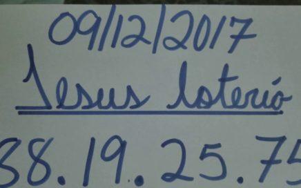 NÚMEROS PARA HOY 09/12/17 DE DICIEMBRE PARA TODAS LAS LOTERÍAS  !!!