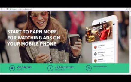 OjoooWad | Que Es? Como Funciona? Gana Dinero para Paypal | PTC ( Paid To Click) 2018