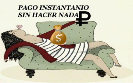 PAGO DE 34.30 RUBLOS SIN HACER NADA! APROVECHA