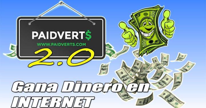 Paidverts 2.0 Explicación Completa | Gana Dinero Gratis desde Casa | Gokustian