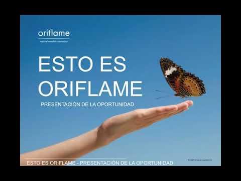 PRESENTACION DE OPORTUNIDAD DE NEGOCIO ORIFLAME