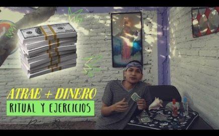 Ritual para atraer Dinero / Ejercicios para reconciliar con la energía del dinero