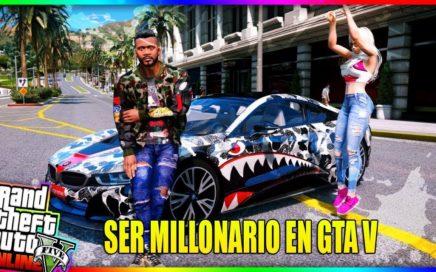 ¡ROCKSTAR ACTIVA MÉTODOS PARA CHETAR LAS CUENTAS Y SER MILLONARIOS EN GTA V ONLINE!