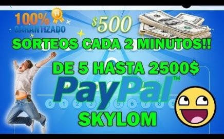 Skylom / como ganar dinero por internet en venezuela viendo videos