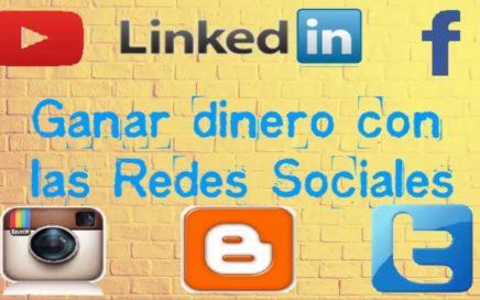 #1 GANAR DINERO con las REDES SOCIALES con SocialPubli