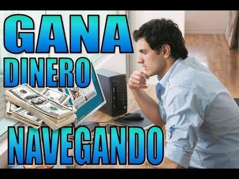 10 FORMAS DE GANAR DINERO NAVEGANDO POR LA WEB