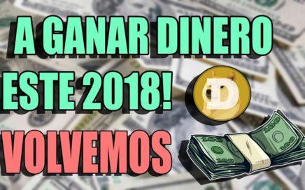 A GANAR DINERO! COBRO DE TMEARN Y FRUITMONEY! VOLVEMOS A TRABAJAR ESTE 2018!