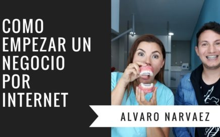 Como empezar un negocio por internet - Caso Dentisteria Digital, como ganar dinero con youtube