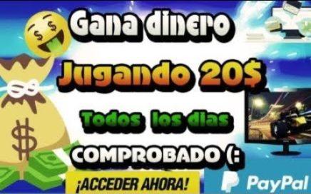 COMO GANAR 20 DOLARES DIARIOS PARA PAYPAL  ENERO 2018  COMPROBANTE DE PAGO FACIL Y RAPIDO XBOX LIVE