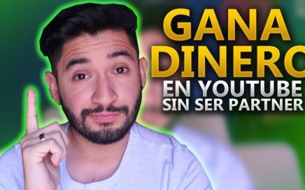 Cómo GANAR DINERO a Través de Youtube Sin Ser Partner ! - Banzky