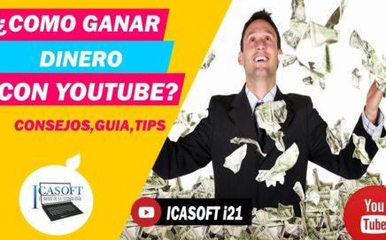 Como Ganar Dinero con Youtube 2018