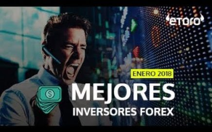 COMO GANAR DINERO EN FOREX EN ENERO 2018. COPIA LOS MEJORES INVERSORES!