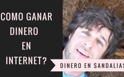 ¿COMO GANAR DINERO EN INTERNET? / Nómada Digital