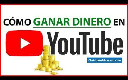 Cómo Ganar Dinero en Youtube - Consejos para Principiantes