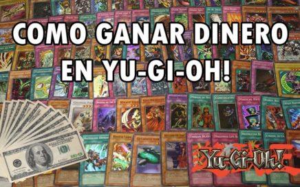 Como Ganar Dinero en Yu-Gi-OH!