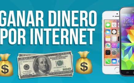 Como Ganar Dinero Por Internet | iPhone / Android / iPod / iPad | 2018 FUNCIONA