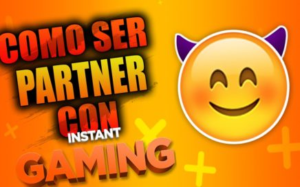 Cómo Ser PARTNER Con Instant Gaming | Cómo Ganar Dinero Con Instant Gaming