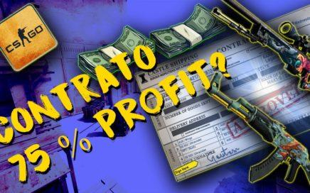 CONTRATO #4 | 75% PROFIT? como ganar dinero con contratos CS:GO