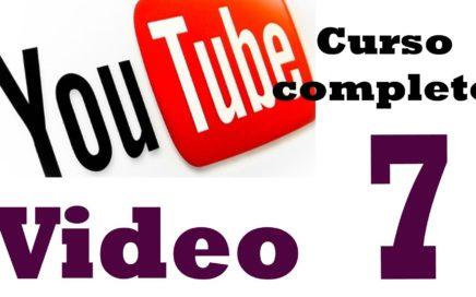 Curso ganar dinero con youtube - 7.- Creative Commons
