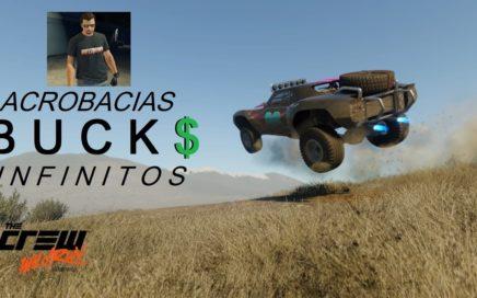 Dinero facil y rapido 2 | 25.000 $ por minuto | The Crew Wild Run