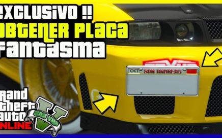 """EXCLUSIVO!! OBTENER PLACA BLANCA!! BURLAR LIMITE DE VENTAS """"GTA V ONLINE"""" DINERO INFINITO"""