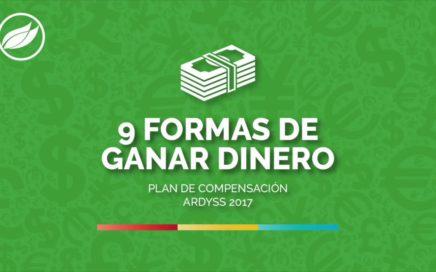 Formas de Ganar dinero en ArdyssLife  3 Bono Power Pack al Infinito