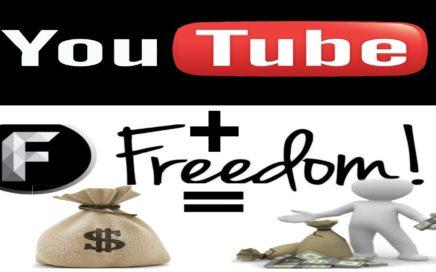 Freedom network la mejor opcion para canales pequeños y ganar dinero con youtube