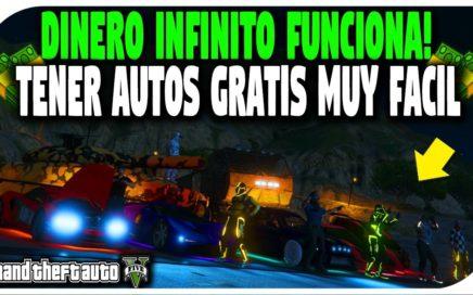 FUNCIONA! - DINERO INFINITO AUTOS GRATIS MUY FACIL! - GTA 5 1.42 PASAR CUALQUIER AUTO - MONEY GLITCH