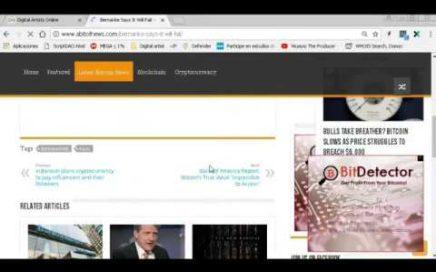 Gana de 10000 a 20000 satoshis diarios con Digital Artist Online | Dinero Extra En venezuela