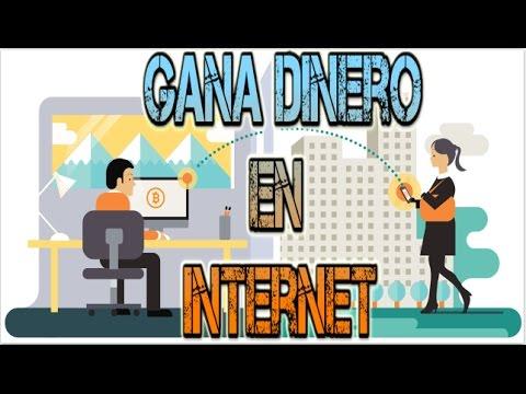 Gana dinero en Internet totalmente gratis 2018