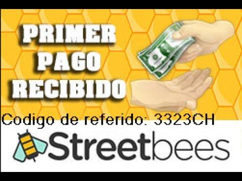 Gana dinero facilmente / Ganar dinero desde el celular / Streetbees