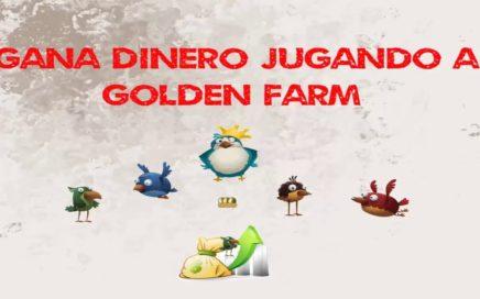 GANA DINERO JUGANDO A GOLDEN FARM