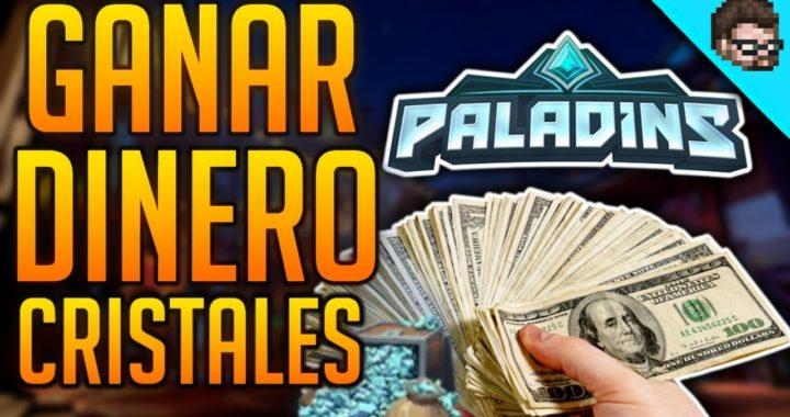 GANA DINERO JUGANDO PALADINS | CRISTALES GRATIS - PwnWin (Promoción)