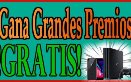 Gana Premios Increíbles 100% Gratis!!! |GOKANO|Gana Dinero en Linea