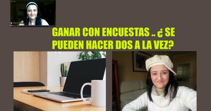 GANAR DINERO CON ENCUESTAS| PREGUNTA