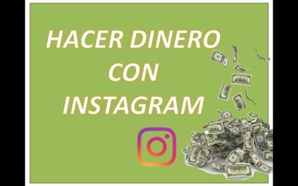 Ganar dinero con Instagram ( para principiantes)