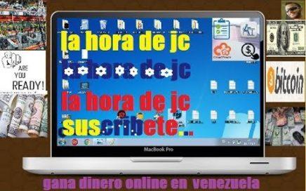 Ganar Dinero online 2018 En Venezuela  AGRADECIMIENTOS AL  CANAL  Harem & Aven