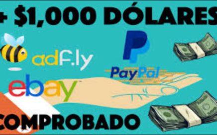 GANAR DINERO POR INTERNET 20$ DÓLARES GRATIS A PAYPAL, AMAZON y BITCOIN