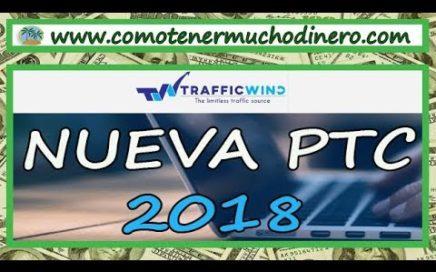Ganar Dinero Viendo Anuncios, Nueva Ptc 2018  Comotenermuchodinero