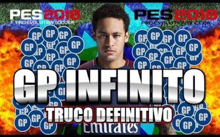 GP INFINITO PES 2018 | TUTORIAL DEFINITIVO MYCLUB | FARMEO 10.000 GP POR HORA