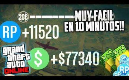 GTA 5 ONLINE GANA MUCHO DINERO CON ESTE NUEVO JUEGO!! *1.42* AFTER PATCH 1.42