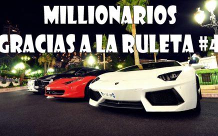 MILLIONARIOS GRACIAS A LA RULETA | TRICKAISNO | PARTE 4