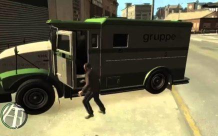 MISION DE AMIGOS - GTA 4 - COMO GANAR DINERO RAPIDO 1 - HD!
