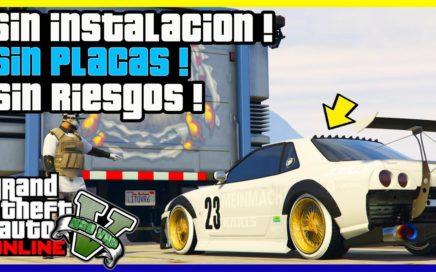 """*NUEVO* DUPLICAR AUTOS EN TU CENTRO DE OPERACIONES ! SUPER FACIL """"GTA V ONLINE"""" 1.42"""