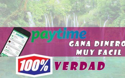 PAYTIME - GANA DINERO MUY FACIL CON PUBLICIDAD - HardwareTech
