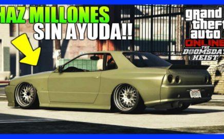 *SIN AYUDA* TRUCAZO DINERO INFINITO FUNCIONANDO!! 1.42 [DUPLICAR AUTOS SIN BANEO] | GTA 5 ONLINE