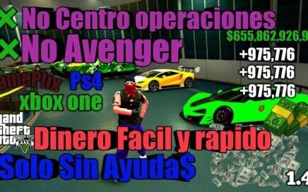 *Solo Sin Ayuda* Truco Dinero Infinito Facil Y Rapido Gta5 online 100% funcionando xbox one PS4