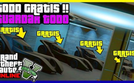 "TENDRAS TODO ""GTA V ONLINE"" GRATIS [ SOLO SIN AYUDA ] CON ESTE INCREIBLE TRUCO !!"